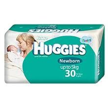 newborn huggies nappies - i wont use anything else
