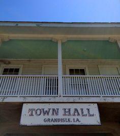 Grand Isle, Louisiana - Town Hall