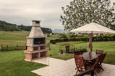 Terraza jardín. Gazebo, Outdoor Structures, Patio, Outdoor Decor, Home Decor, Paisajes, Homemade Home Decor, Kiosk, Yard