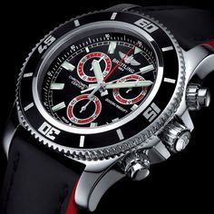 The bold and bulky Brietling Superocean Chronograph M2000 is designed by the famous Brietling – a luxury brand of legendary swiss watches. http://yam.im/ER3R2