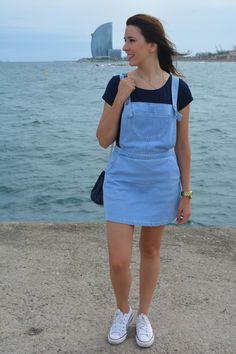 sarixrocks overall skirt #kissmylook