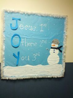 church bulletin boards for christmas - Google Search