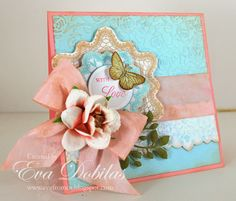 For the love of life: JustRite Papercrafts: Doily Two