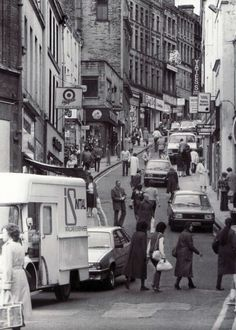 Ivegate 1983 High Wycombe, West Yorkshire, Bradford, Will Smith, See Photo, Old Photos, Couple Goals, Scenery, Street View