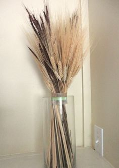 Decorating with Wheat