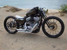 2004 Harley Davidson Sportster - Hawaii Edition