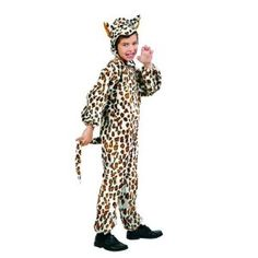 Child Leopard Costume