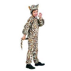 Child Leopard Costume
