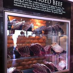 Dry aged beef - Yelp