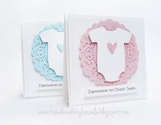 Zaproszenia na Chrzest Święty Baptism Cards, Exploding Boxes, Baby Cards, Cardmaking, Cricut, Greeting Cards, Paper, Frame, Crafting