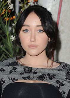 Noah Cyrus during the 2017 Teen Vogue Young Hollywood Party...