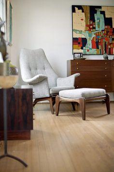 Mid Century Modern Interior | Chris Nguyen