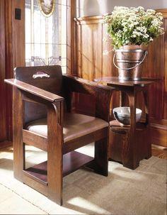 Stickley Limbert Cafe Chair