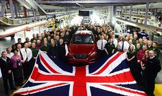 Jaguar Land Rover spearheads record 10% boom in UK car exports as production hits 17-year high #FrenchSpares #Oldham #breakeryard #carparts