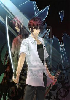Anime : Hiiro no Kakera by Nat-Ciel.deviantart.com on @deviantART