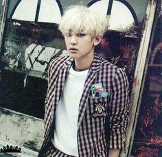 EXO LOVE ME RIGHT Photobook ㅡ Chanyeol