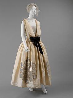 Robe de Style Jeanne Lanvin, 1924