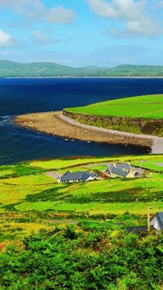 Ring of Kerry, County Kerry, south-western Ireland !!