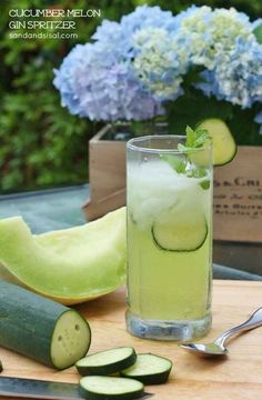 Community: 24 Refreshing Melon Cocktails To Try This Summer