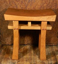 Asian Style Stool Be