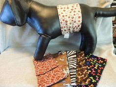 Belly Band Bands Male Dog Diaper Large 22-25 Lot by favorite4paws