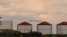 Taken looking to the west from in Hooper, NE.