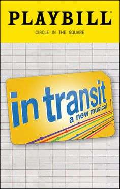 Featuring an a cappella score from the talents behind Frozen and Pitch Perfect, In Transit is a new, modern musical bringing to life a vivid tapestry of characters and music in the city that never sleeps…or stands still.