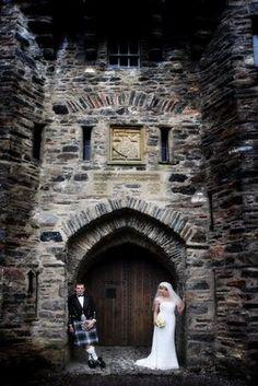 Eilean donan castle wedding  #jevel #jevelweddingplanning Follow Us: www.jevelweddingplanning.com www.facebook.com/jevelweddingplanning/ www.twitter.com/jevelwedding/ www.pinterest.com/jevelwedding/