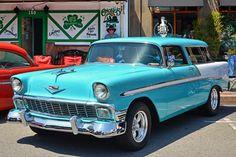 1956 Chevrolet Bel Air Nomad 2-door Sport Wagon
