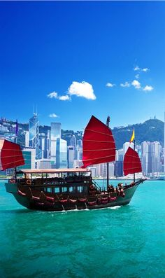 Hong Kong - stunning picture of the modern and the historic...   by eTips Travel Apps