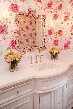 Bathroom - Hamptons in the Country - Eskuche Design - www.eskuche.com
