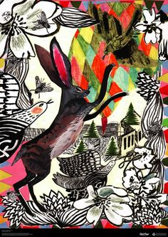 'Black' by Cornelia O'Donovan @ dontpaniconline.com