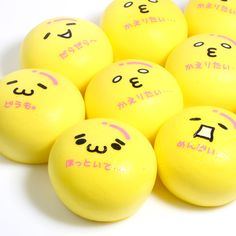 10CM Cute Face Bread Bun Squishy Charms jumbo Squishy Kaomoji Soft Bun Yellow Japanese Motion Bread Cellphone Straps Slow Rising-in Mobile Phone Straps from Phones & Telecommunications on Aliexpress.com | Alibaba Group