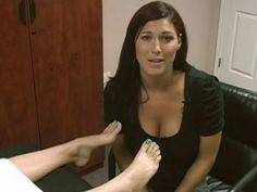 foot massage therapy, how to massage feet techniques with athena