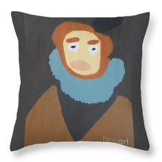 Patrick Francis Designer Throw Pillow featuring the painting Portrait Of Maria Anna 2015 - After Diego Velazquez by Patrick Francis Pillow Sale, Designer Throw Pillows, Winnie The Pooh, Anna, The Incredibles, Fine Art, Portrait, Disney Characters, Artist