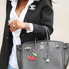Close up #charm @niloti.geneve #chanel #hermes #rolex <3 <3