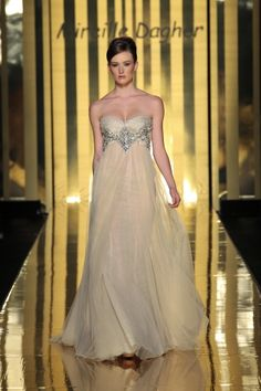 Mireille Dagher Haute Couture Spring/Summer 2013 Collection