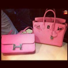 Hermes barbie Pink