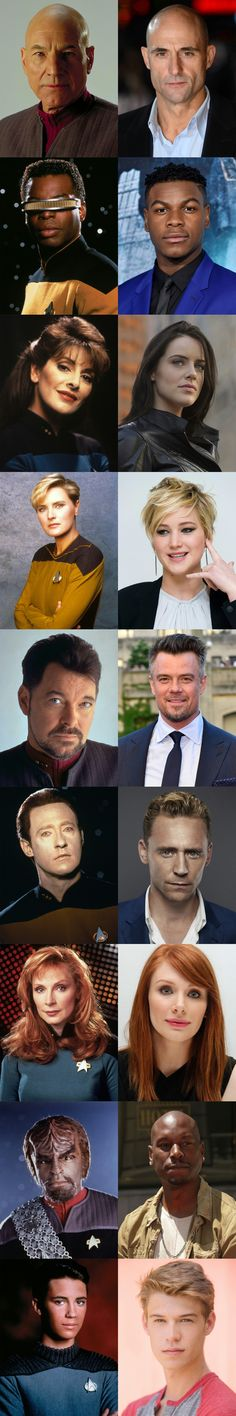 Star Trek TNG Reboot