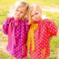 Bodacious Bow Peasant Dress PDF Sewing Pattern - Whimsy Couture Products