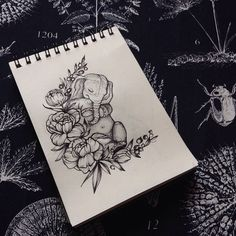 "935 Me gusta, 10 comentarios - Tattoo Artist (@anna_bravo_) en Instagram: ""#VSCOcam#sketch #sketchtattoo #слонтату#слондотворк#дотворк #татуспб #татупитер…"""