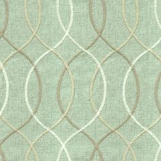 Kravet Design by Aqua Fabric, Geometric Fabric, Upholstery Fabric Online, Retro Wallpaper, Drapery Fabric, Curtains, Fabric Patterns, Things To Sell, Design