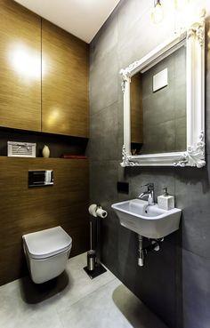 Ötletek nyitott közösségi tér, nagy nappali berendezéséhez - példa egy modern lakásból - Studio Forma