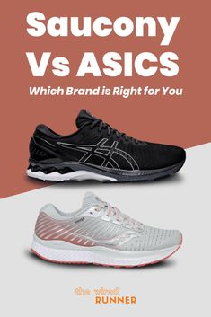 Saucony Vs ASICS – Which Brand is Right for You? Running Shoe Brands, Asics Running Shoes, Best Running Shoes, Asics Shoes, High End Shoes, Lit Shoes, Shoe Company, Your Shoes, Nike Free