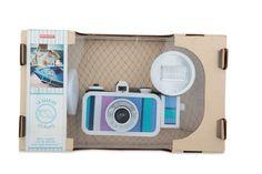 La Sardina Capri Fontanette 35mm Wide-Angle Camera with Flash – Lomography Shop