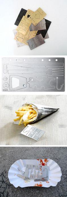 Survival Kits par Steffen Kehrle