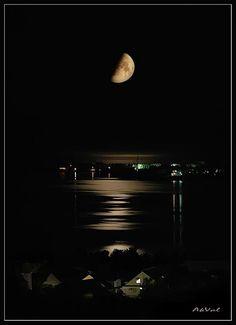 Italian moon.