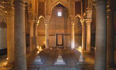 Tumbas saadies, Marruecos