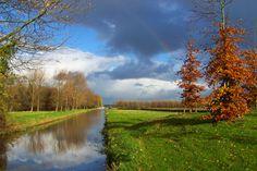 Čtyři roční období v jednom dni - Delft, Jižní Holandsko