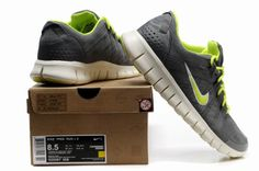 brand new 0603d 13867 Damen Kostenlose Powerlines Charcoal Grey Green Tiffany Blue Shoes, Green  And Grey, Nike Free